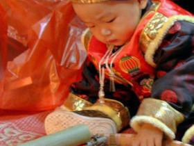 安徽生育教子習俗